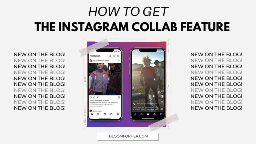 how to get Instagram collab feature